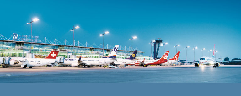 Out-of-Home Media, Ambient Media, #Airport
